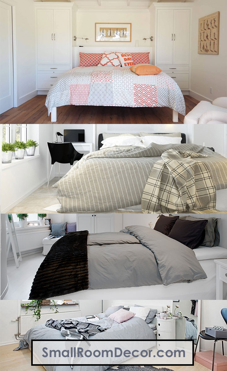 #bedlinen for #smallbedroom