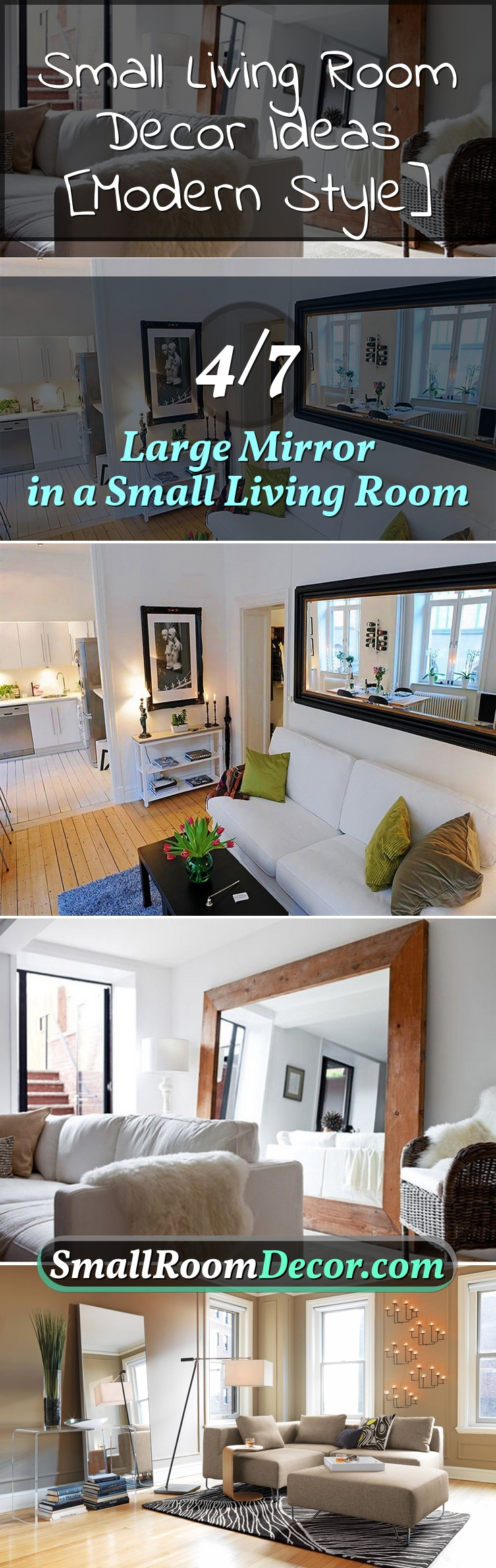 7 Small Living Room Decor Ideas