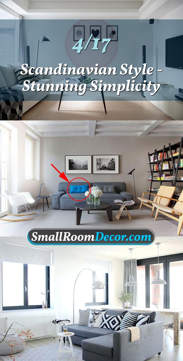#Scandinavian style room #livingroominterior