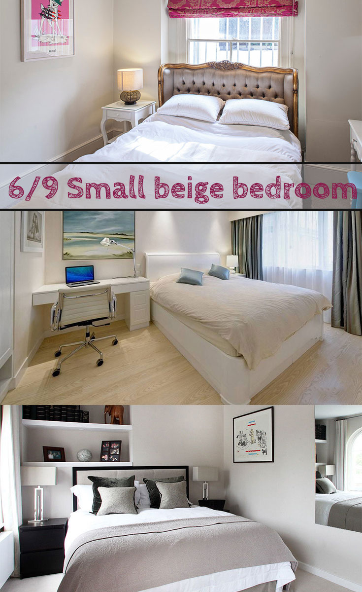 Small #beige #bedrooms