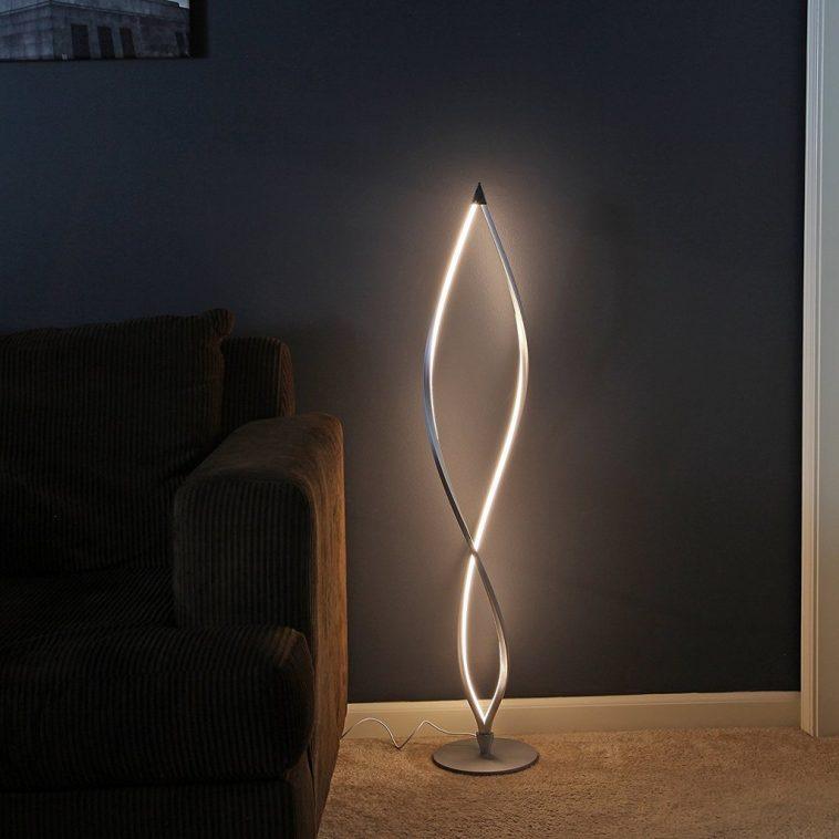 Twist - Modern Contemporary LED Floor #lamp #designlamp