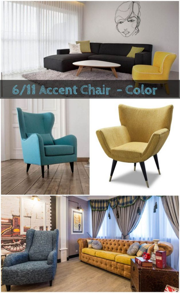 accent chair living room ideas #chairs #livingroomchairs #livingroomcolor