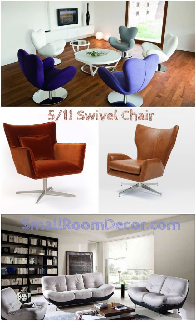 accent swivel chairs living room #swivelchair #accentchairs #livingroomlayout