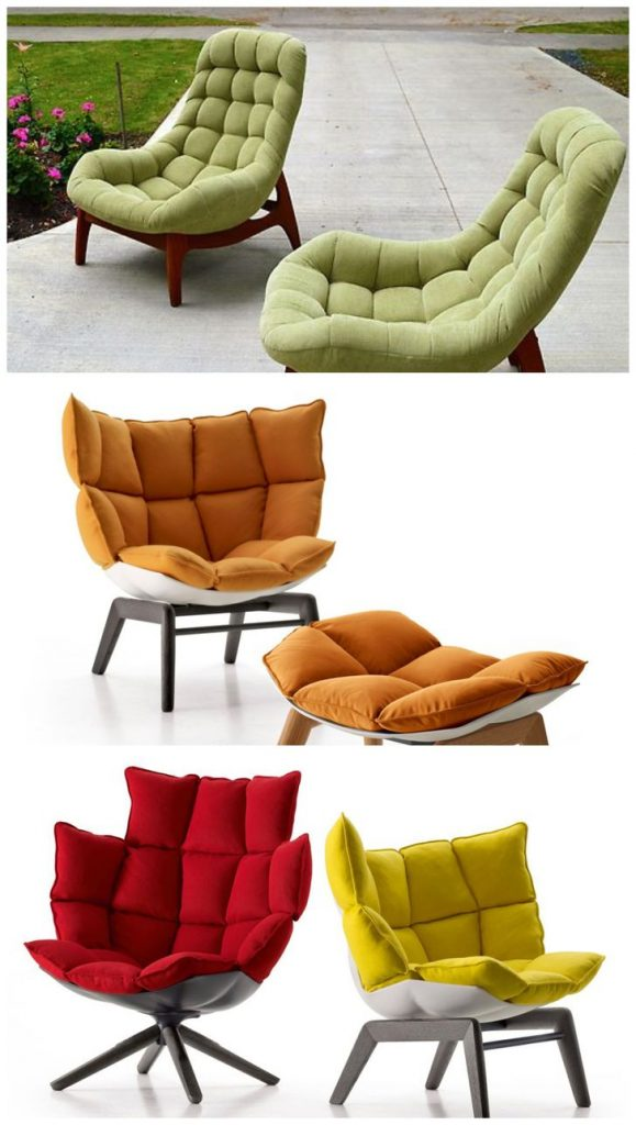recliner lounge chairs living room #chair #livingroomcolor #homedecorideascozy
